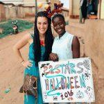 Social entrepreneur Oeganda